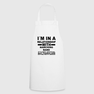 relationship with MARCHING BAND - Cooking Apron