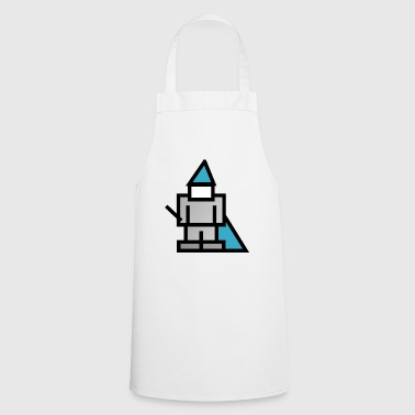 Knight Knights sword sword Armor134 - Cooking Apron