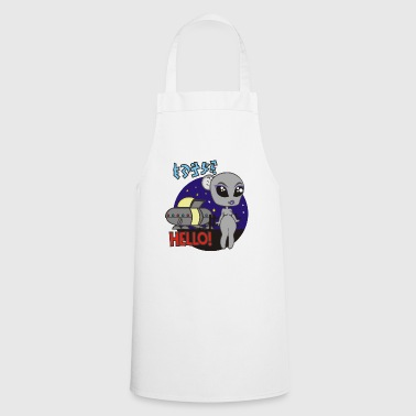 Penny the Alien - Hello! - Cooking Apron