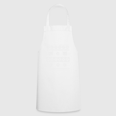 blanc hibou pull-over norwegian - Tablier de cuisine