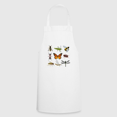 insects - Cooking Apron