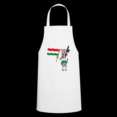 Hungarian zebra - Cooking Apron