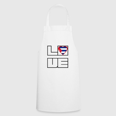 Love Land Roots Cuba - Cooking Apron