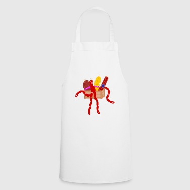 sausage - Cooking Apron