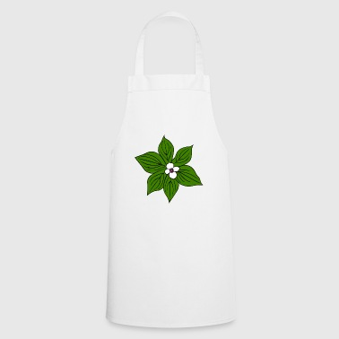 Flower - Cooking Apron