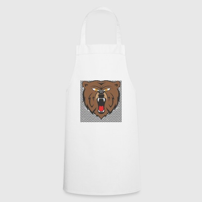 Angry Bear - Cooking Apron