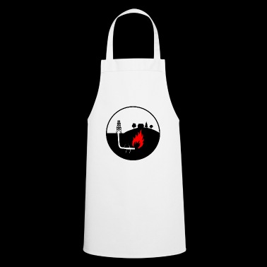 Oil production - Cooking Apron