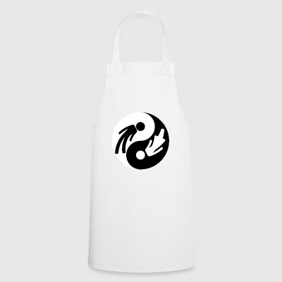 man Woman - Cooking Apron