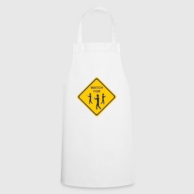 Watch for nerds - Cooking Apron