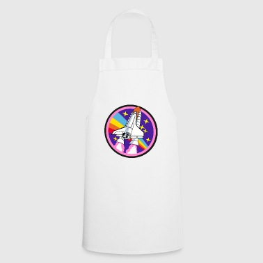 spaceship - Cooking Apron