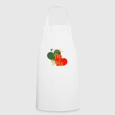 Our Last Christmas As ... - Cooking Apron
