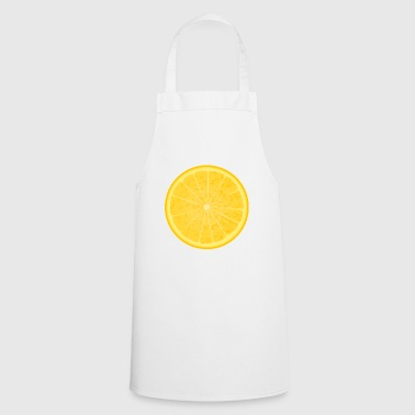 orange - Cooking Apron