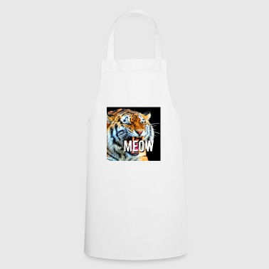 meow - Cooking Apron