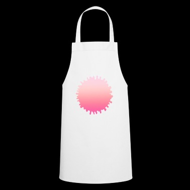 Simple plain pink design - Cooking Apron