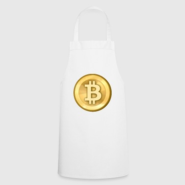 Bitcoin Gold Coin - Cooking Apron