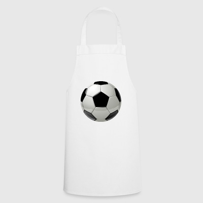 The football - Cooking Apron