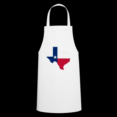 Texas borders - Cooking Apron