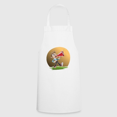 speaker - Cooking Apron