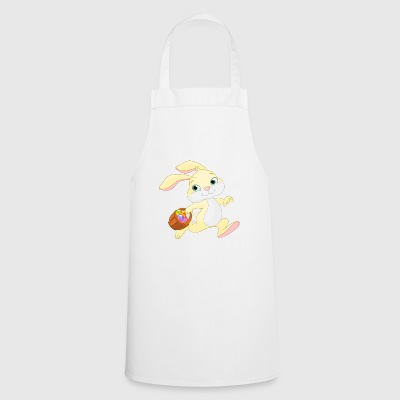 Ika the Easter Bunny - Cooking Apron