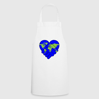 peace for the world - Cooking Apron