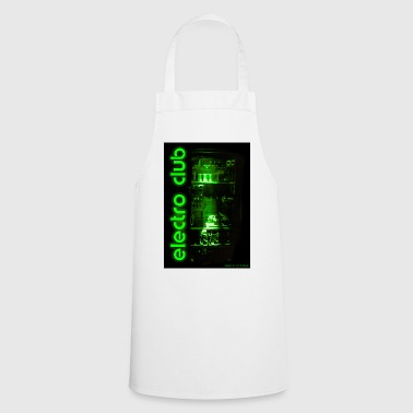 e cabinet electro club - Cooking Apron