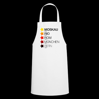 Germany world champion title cities - Cooking Apron