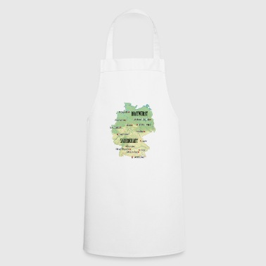 Germany Atlas - Cooking Apron