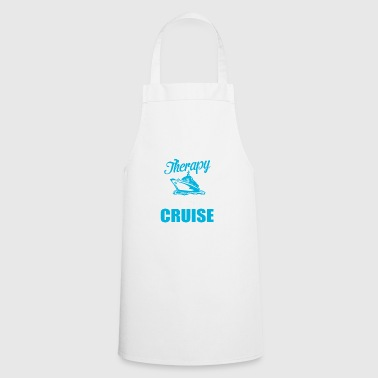 Cruise holiday therapy sea gift - Cooking Apron