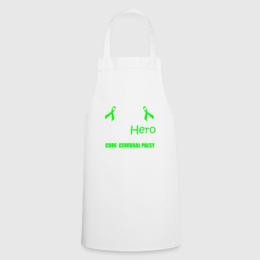 Cerebral pareses hero gift - Cooking Apron