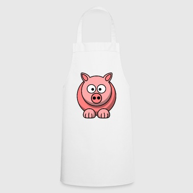 pig - Cooking Apron