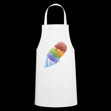 ice cream icecream restaurant ice cream sundae99 - Cooking Apron