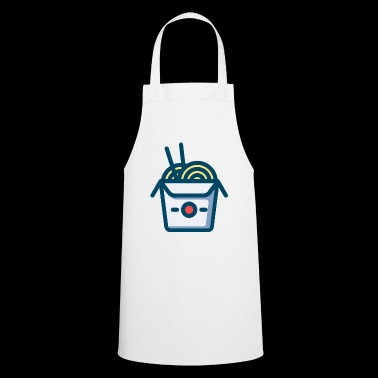 China Noodles Asia Food - Cooking Apron