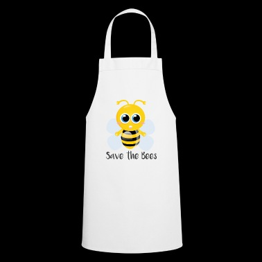 Save the Bee - Save our bees - Cooking Apron