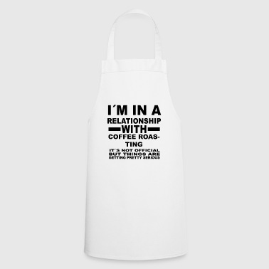 relationship with COFFEE ROASTING - Cooking Apron