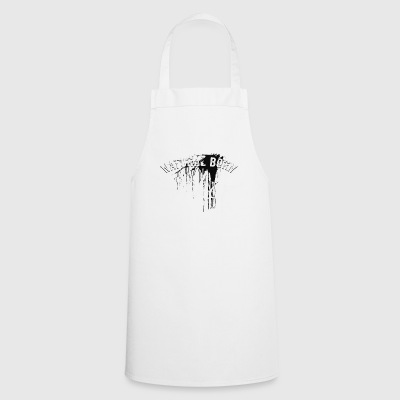 Tattoo natural born inker tattoo gift - Cooking Apron