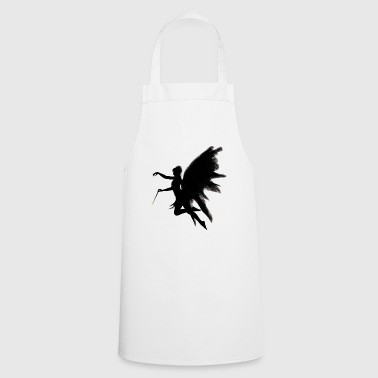 Illia the angel and his magic wand - Cooking Apron