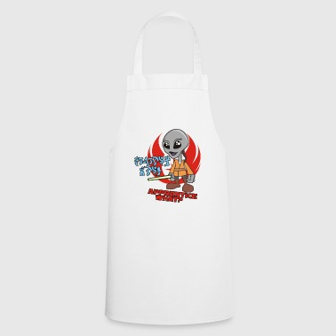 Benny - Apprentice What? - Cooking Apron