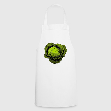 Cabbage, cabbage, vegetables - Cooking Apron
