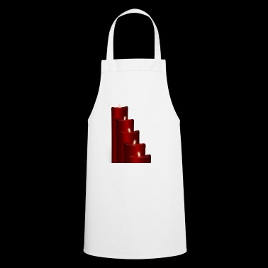 Advent candles - Cooking Apron