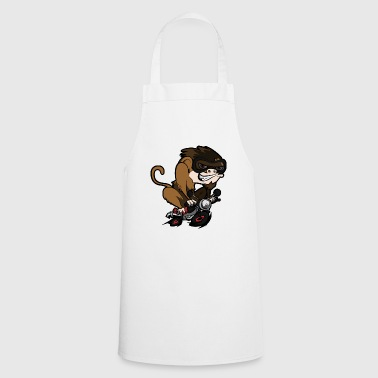 Monkey Rider - Cooking Apron