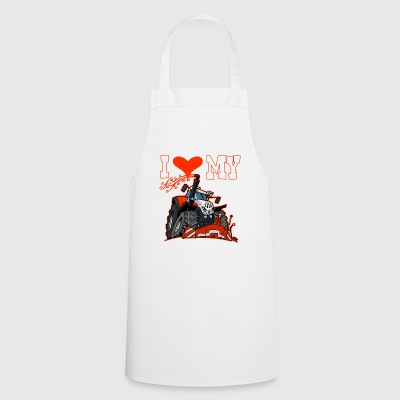 i love my STEYR - Cooking Apron