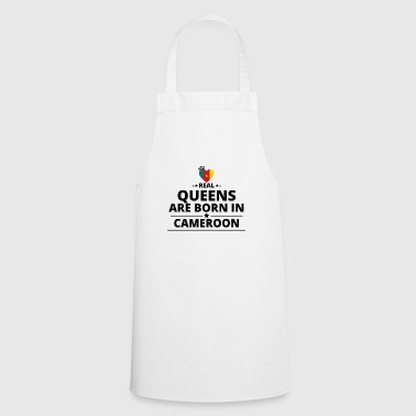 DON DE L'AMOUR DE QUEENS CAMEROUN - Tablier de cuisine