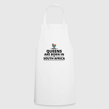 GIFT QUEENS LOVE FROM SOUTH AFRICA - Cooking Apron