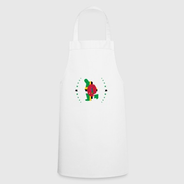 take a knee football Dominica png - Cooking Apron