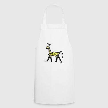 Raphy the giraffe - Cooking Apron