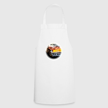 old car - Cooking Apron
