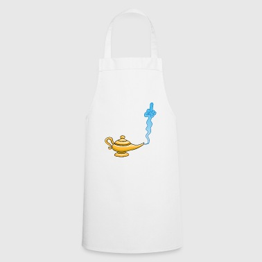 The genius on strike - Cooking Apron