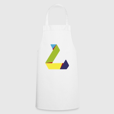 origami snake - Cooking Apron