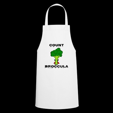 Count Broccula - Cooking Apron
