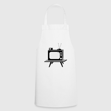 TV - Cooking Apron